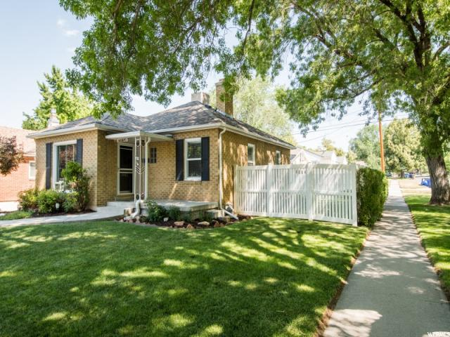 Home for sale at 1987 E Hollywood Ave, Salt Lake City, UT  84108. Listed at 434900 with 4 bedrooms, 2 bathrooms and 1,722 total square feet