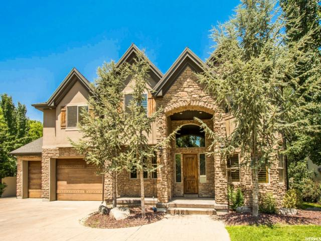 Home for sale at 4732 Hidden Woods Ln, Murray, UT  84107. Listed at 800000 with 5 bedrooms, 4 bathrooms and 4,812 total square feet