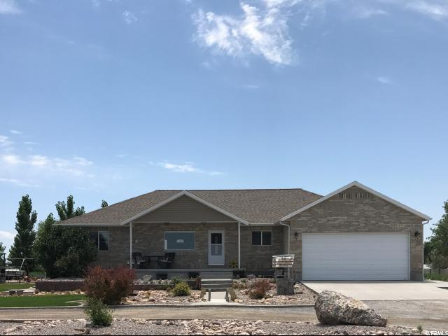 单亲家庭 为 销售 在 3929 W 4000 S Delta, 犹他州 84624 美国