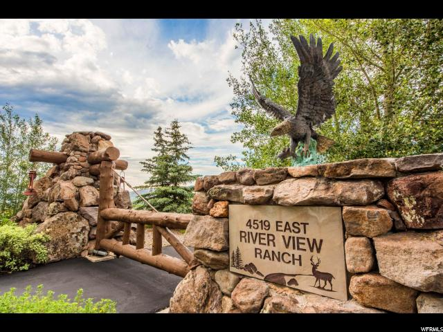 Single Family for Sale at 4519 RIVER RANCH WAY Woodland, Utah 84036 United States