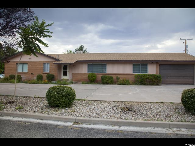 619 MCCORMICK BLVD Moab, UT 84532 - MLS #: 1463940
