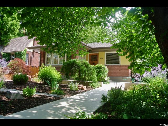 1424 E HARRISON AVE Salt Lake City, UT 84105 - MLS #: 1463969