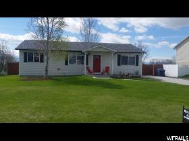 Single Family for Sale at 860 E 200 S Lewiston, Utah 84320 United States