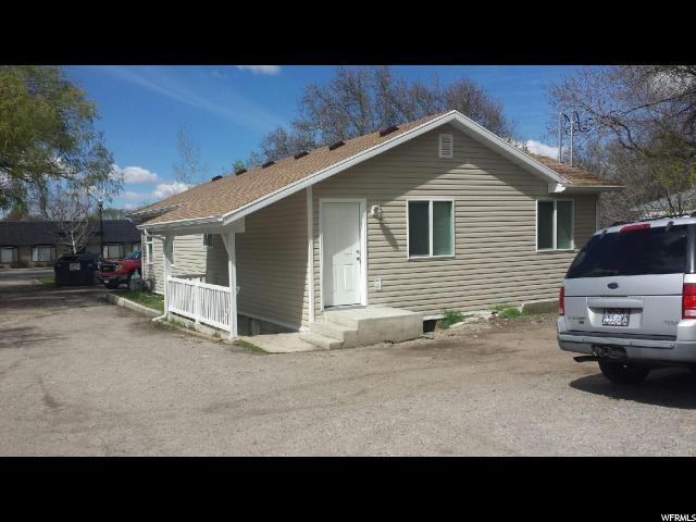 Casa Unifamiliar por un Venta en 580 N MAIN Street Brigham City, Utah 84302 Estados Unidos