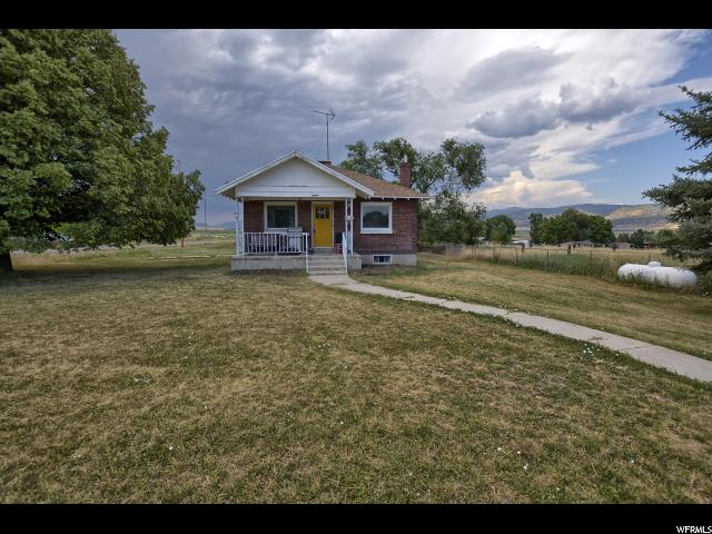Single Family for Sale at 8890 W 25900 N Portage, Utah 84331 United States