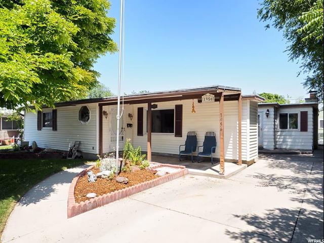 West Valley City Rambler/Ranch built 1958