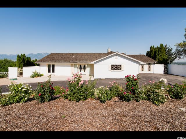 Single Family for Sale at 825 FOOTHILL Drive Providence, Utah 84332 United States