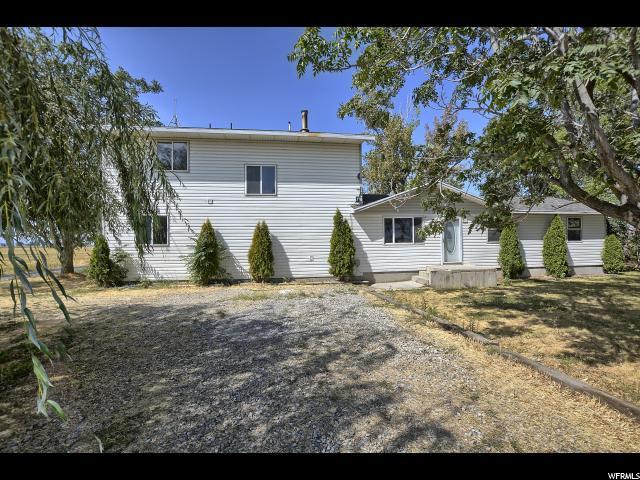 单亲家庭 为 销售 在 1809 N 6800 W Corinne, 犹他州 84307 美国