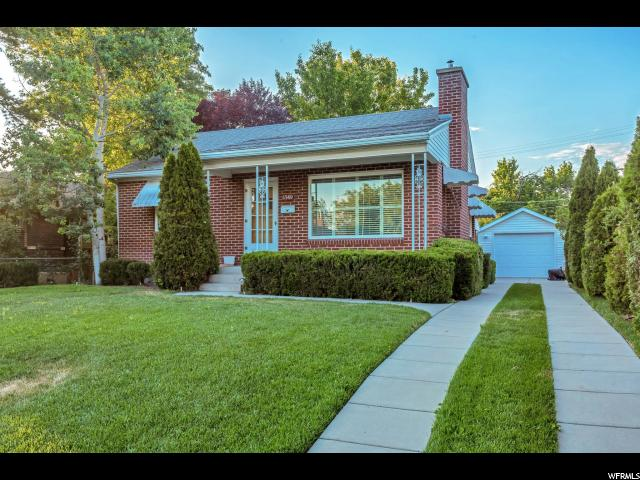 Home for sale at 1349 E Claybourne Ave, Salt Lake City, UT 84106. Listed at 357500 with 3 bedrooms, 2 bathrooms and 1,560 total square feet