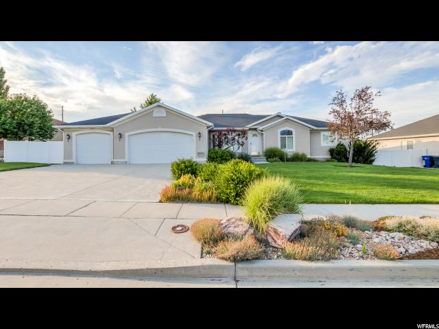 Single Family for Sale at 8062 HARKER CANYON Drive Magna, Utah 84044 United States