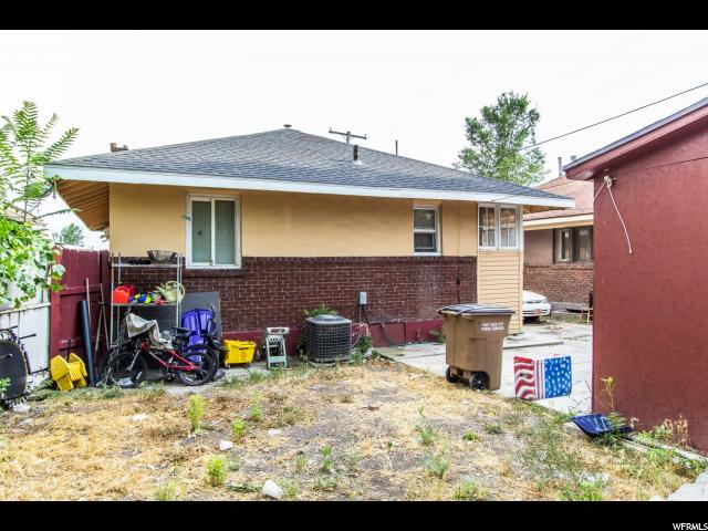 41 E KELSEY AVE Salt Lake City, UT 84111 - MLS #: 1464239
