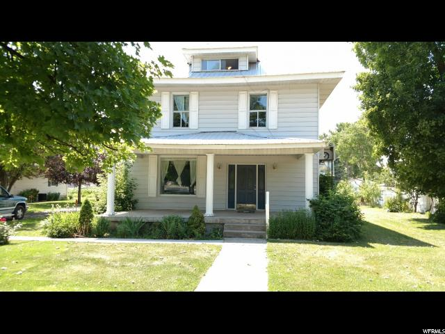 Single Family للـ Sale في 22 S 100 E Franklin, Idaho 83237 United States