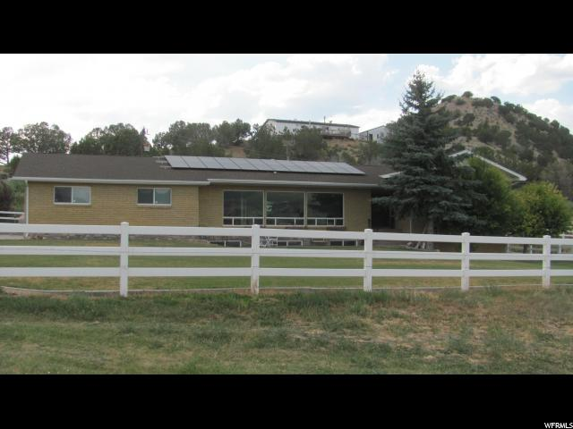 Single Family for Sale at 2595 N HIGHWAY 89 Mount Pleasant, Utah 84647 United States