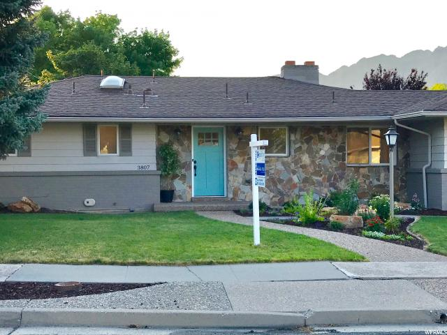 Home for sale at 3807 S Alta Loma Dr, Salt Lake City, UT  84106. Listed at 499000 with 5 bedrooms, 3 bathrooms and 2,696 total square feet