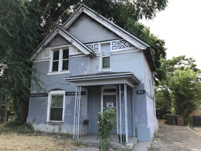Home for sale at 318 E 1300 South, Salt Lake City, UT 84115. Listed at 250000 with 3 bedrooms, 2 bathrooms and 1,364 total square feet