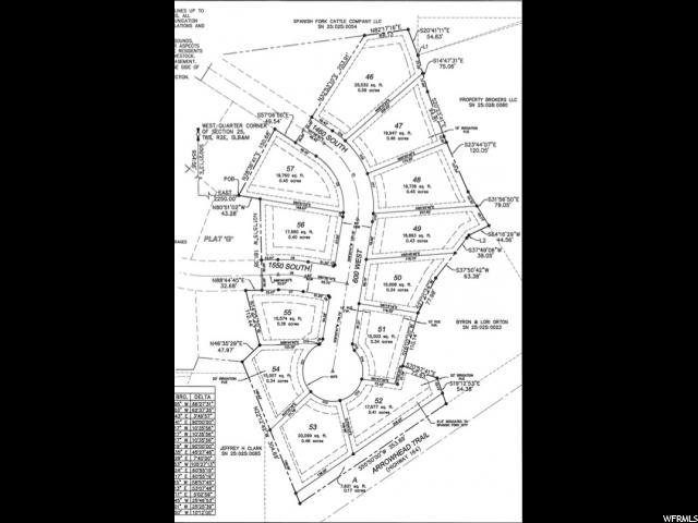 610 W 1550 Unit 56 Spanish Fork, UT 84660 - MLS #: 1464430