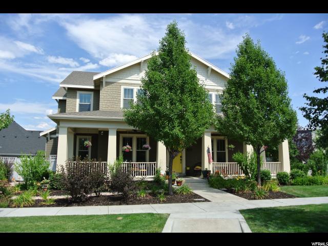 Single Family للـ Sale في 10361 S ZIG ZAG Road 10361 S ZIG ZAG Road South Jordan, Utah 84009 United States