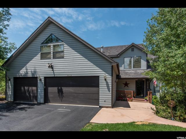 8829 N LONE PINE CT, Park City UT 84098