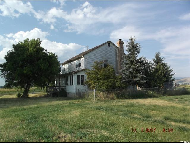 Single Family for Sale at 2723 S HWY 34 Preston, Idaho 83263 United States
