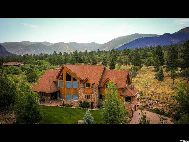 Single Family for Sale at 1249 E 120 (BRISTLECONE) S Pine Valley, Utah 84781 United States