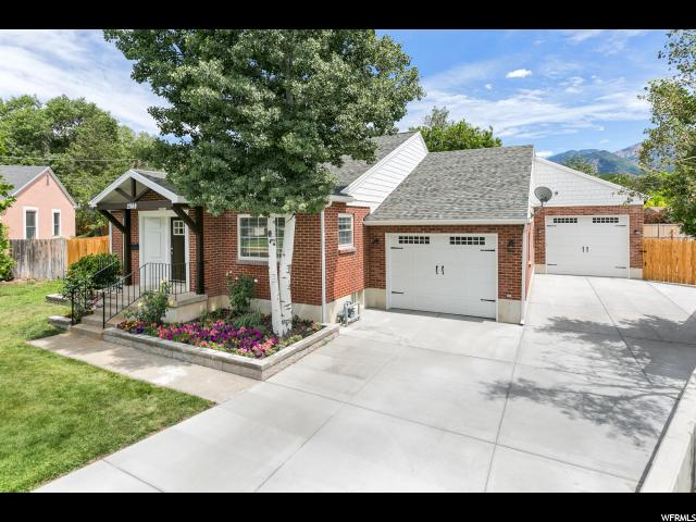 Home for sale at 2508 E 2860 South, Salt Lake City, UT 84109. Listed at 649900 with 4 bedrooms, 3 bathrooms and 3,524 total square feet