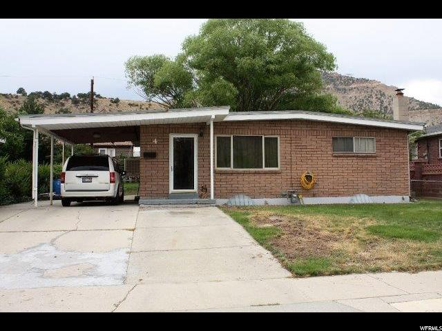 Single Family for Sale at 4 S 4TH Avenue 4 S 4TH Avenue Helper, Utah 84526 United States