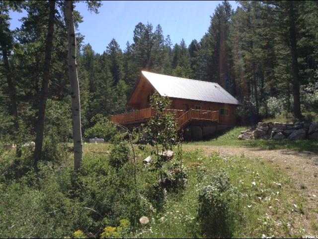 Recreational Property for Sale at 8925 E BIG BEAVER Circle Lava Hot Springs, Idaho 83246 United States