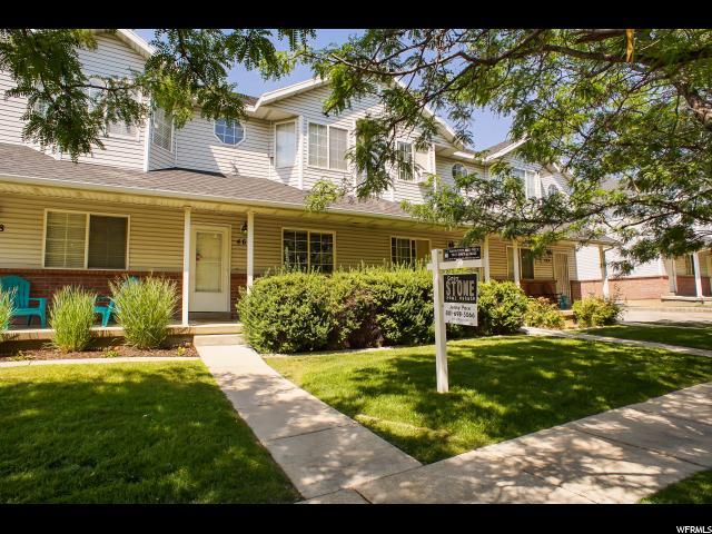 Condominio por un Venta en 460 E 475 N 460 E 475 N Ogden, Utah 84404 Estados Unidos