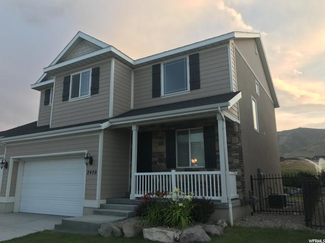 2409 S COTTAGE CV Saratoga Springs, UT 84043 - MLS #: 1464899
