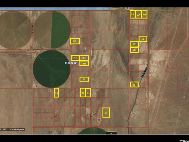 4 H BROKEN SPUR RNCH Newcastle, UT 84756 - MLS #: 1464936