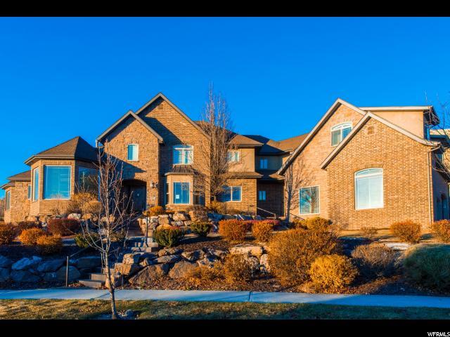 Unique la famille pour l Vente à 1375 E 1160 N 1375 E 1160 N Orem, Utah 84097 États-Unis