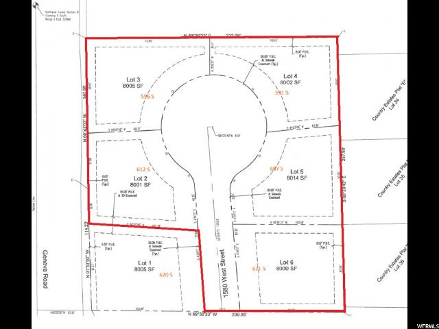 Land for Sale at 613 S GENEVA Road 613 S GENEVA Road Orem, Utah 84058 United States