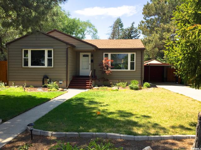 Home for sale at 4126 S 1175 East, Salt Lake City, UT  84124. Listed at 329000 with 4 bedrooms, 2 bathrooms and 1,739 total square feet