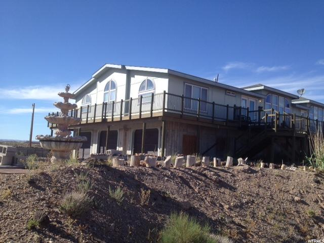 Single Family for Sale at 1150 E DIRTY DEVIL CYN Hanksville, Utah 84734 United States