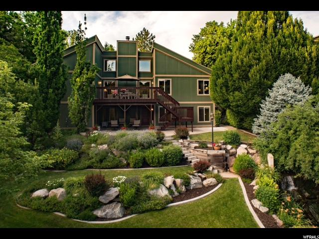 Single Family for Sale at 855 E BURCH CREEK HOLW 855 E BURCH CREEK HOLW South Ogden, Utah 84403 United States