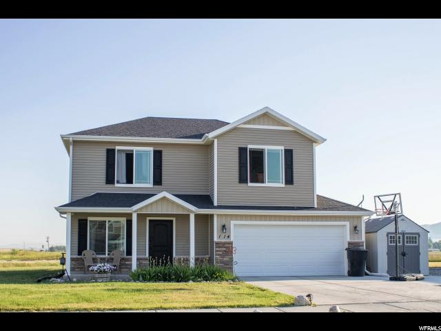 Single Family للـ Sale في 114 W CEDAR Lane Franklin, Idaho 83237 United States