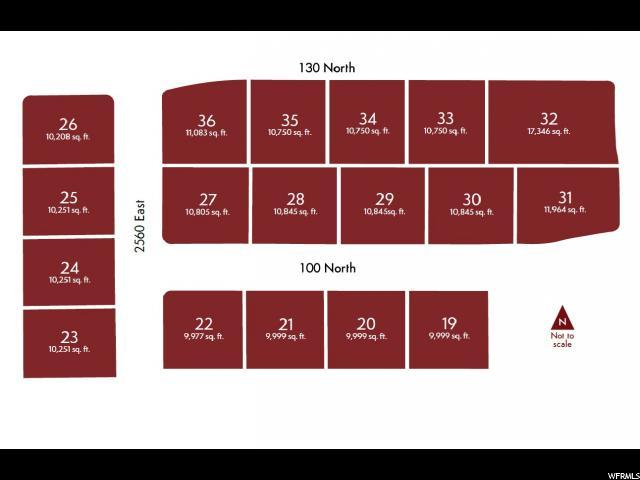 Земля для того Продажа на 61 N 2560 E E CVE 61 N 2560 E E CVE Spanish Fork, Юта 84660 Соединенные Штаты
