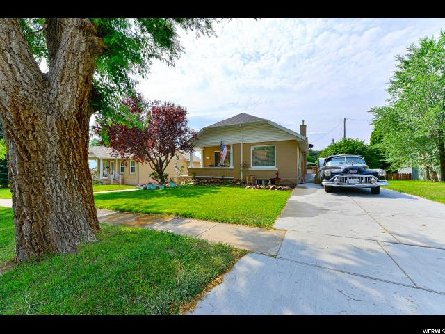 Single Family for Sale at 8683 W STATE HIGHWAY Road Copperton, Utah 84006 United States