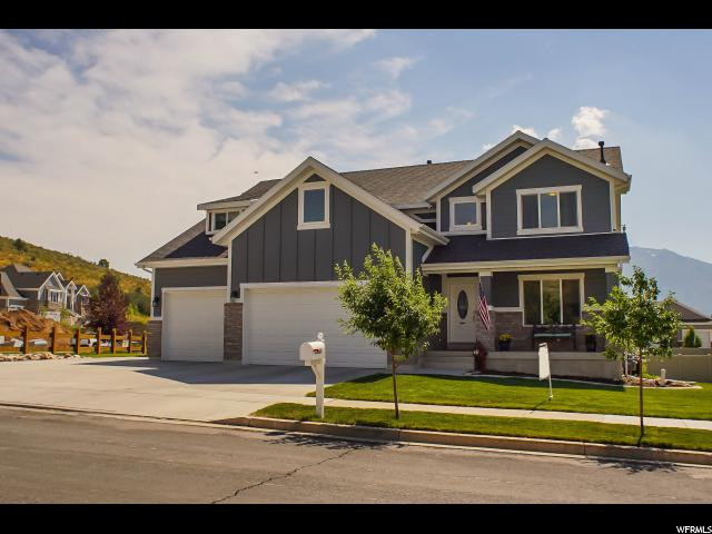 Single Family for Sale at 5853 EXETER Drive 5853 EXETER Drive Mountain Green, Utah 84050 United States