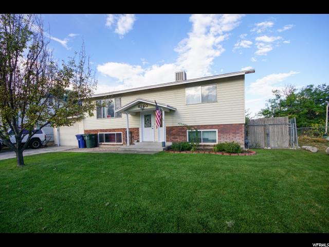 4260 S PEGGY WAY West Valley City, UT 84120 - MLS #: 1465500