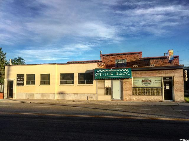 Commercial for Sale at 140 E 4800 S 140 E 4800 S Murray, Utah 84107 United States