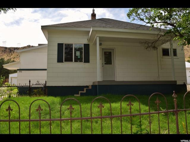 Single Family for Sale at 370 S OBERTO Lane Helper, Utah 84526 United States