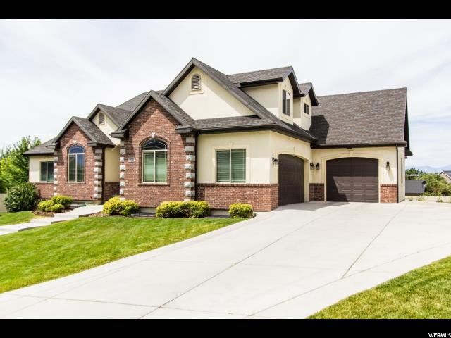 Single Family for Sale at 9574 N LANDON Circle 9574 N LANDON Circle Cedar Hills, Utah 84062 United States