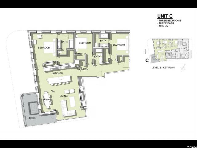 692 E MAIN ST Unit D Park City, UT 84060 - MLS #: 1465596