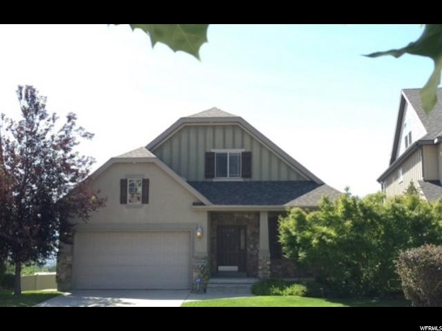 Single Family for Rent at 10234 S EAGLE CLIFF WAY WAY Sandy, Utah 84092 United States