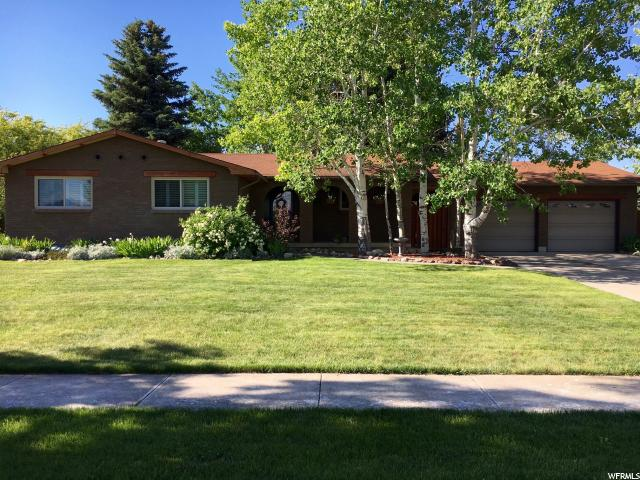 Single Family for Sale at 747 E MOUNTAIN VIEW Drive River Heights, Utah 84321 United States