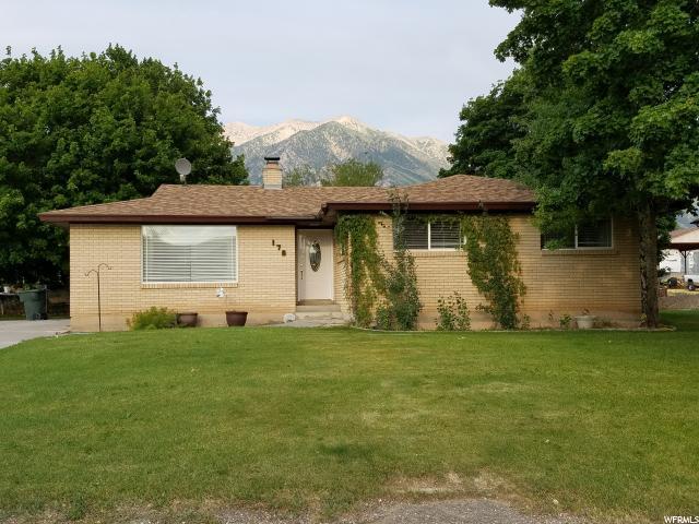 Single Family للـ Sale في 176 N 200 W Mona, Utah 84645 United States