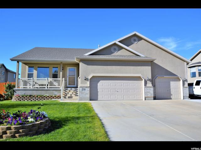 Single Family for Sale at 7556 W OLIVE BROOK Drive Magna, Utah 84044 United States