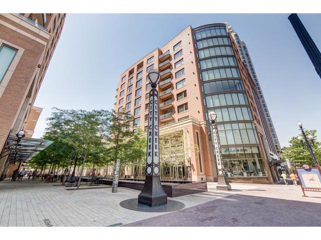 Condominium for Sale at 45 W SOUTH TEMPLE 45 W SOUTH TEMPLE Unit: 603 Salt Lake City, Utah 84101 United States
