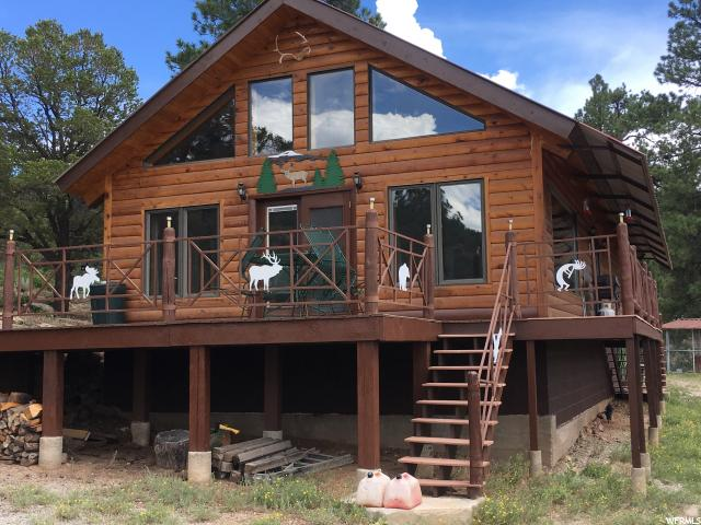 Single Family for Sale at 25 WRAY MESA Road La Sal, Utah 84530 United States